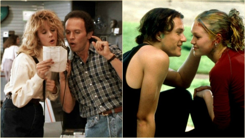 rom-com bracket final 4: when harry met sally 10 things i hate about you