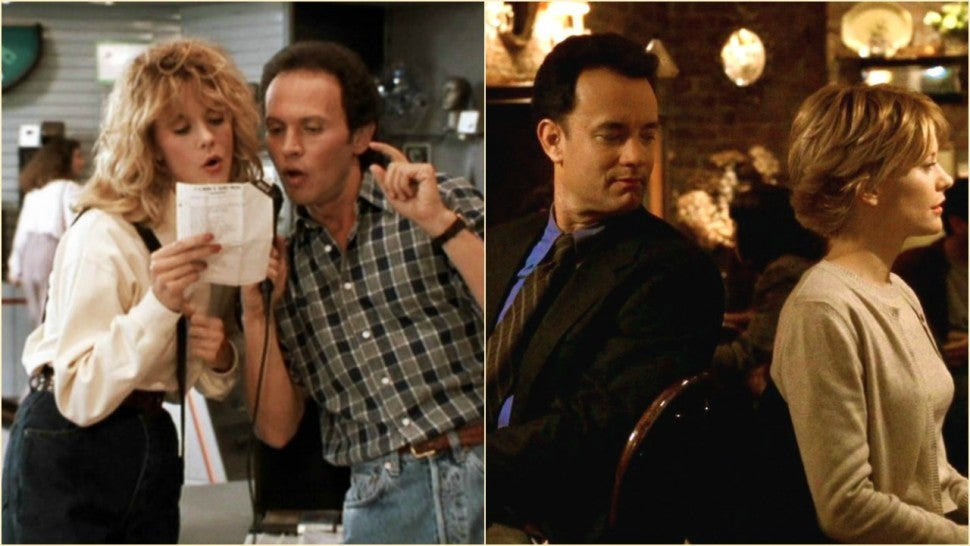 rom-com bracket when harry met sally you've got mail