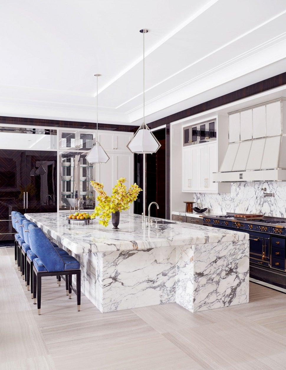 drake mansion Architectural Digest