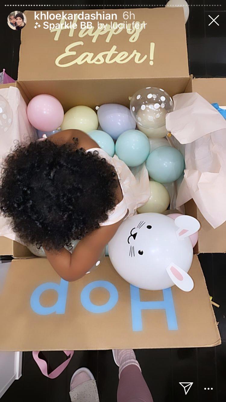 Khloe Kardashian/Instagram