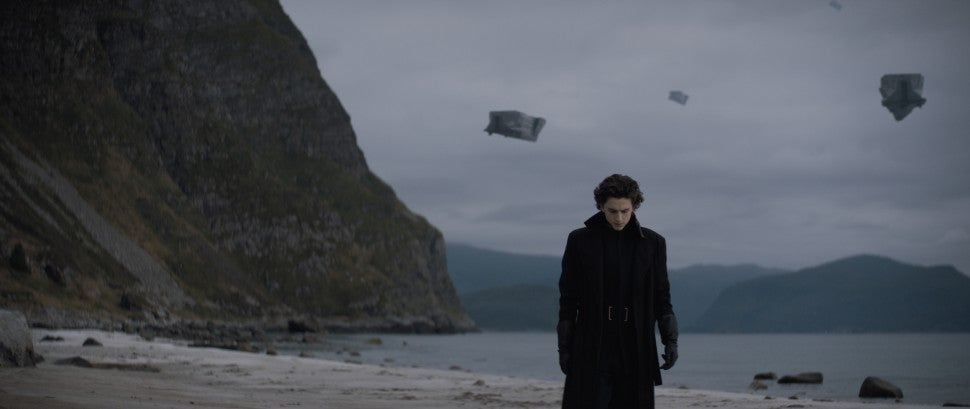 Dune, Timothee Chalamet