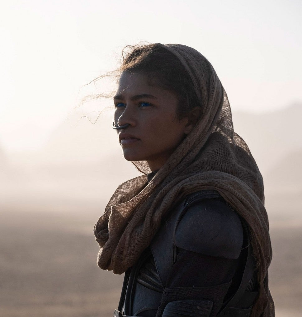 Dune, Zendaya