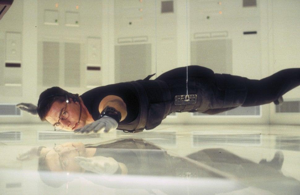 Mission: Impossible, Tom Hanks