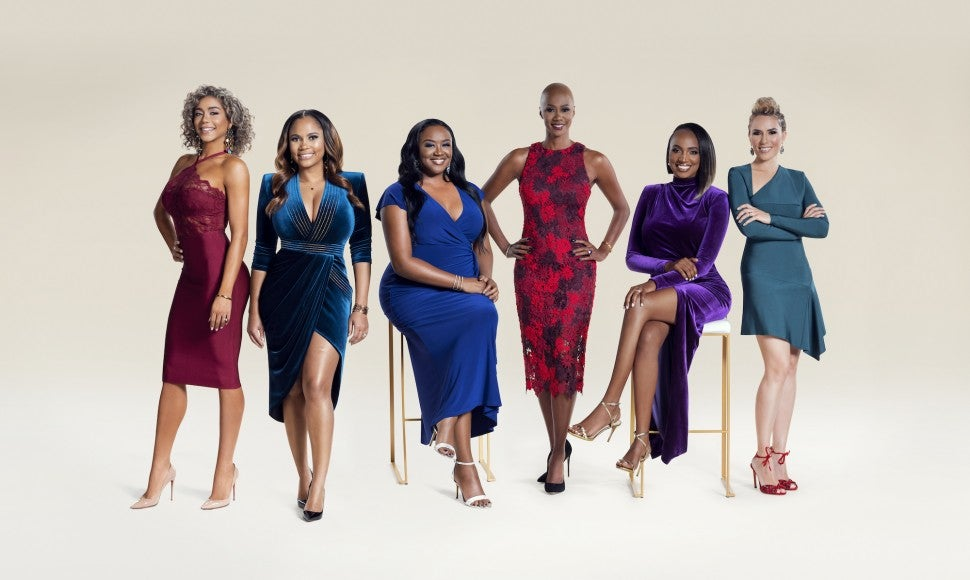 The cast of Bravo's 'Married to Medicine Los Angeles.'