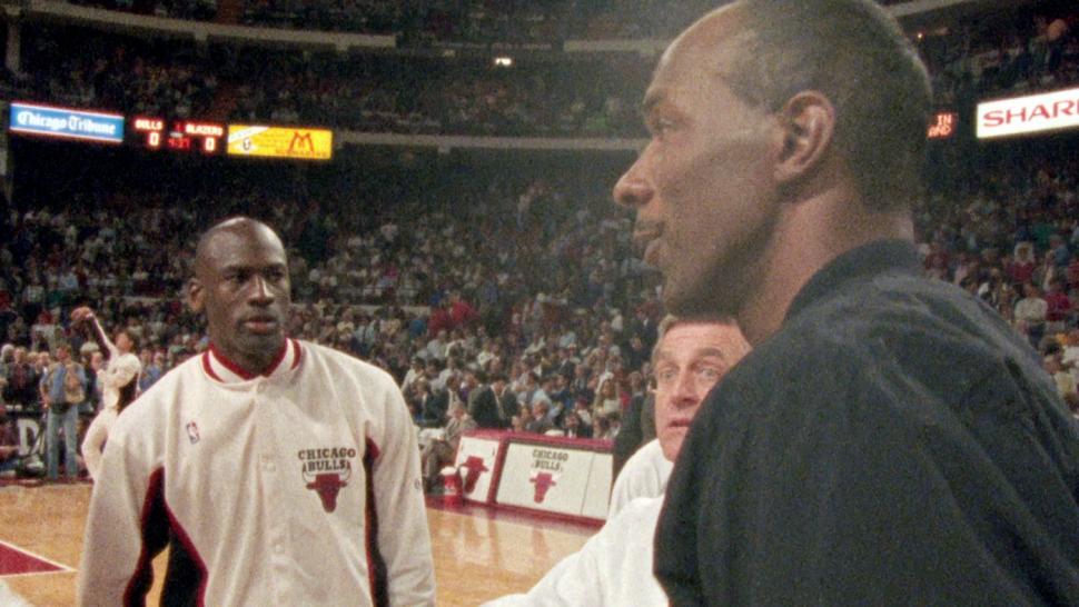 The Last Dance, Michael Jordan