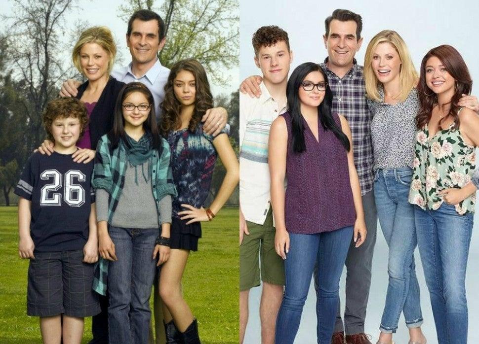 modern family dunphys