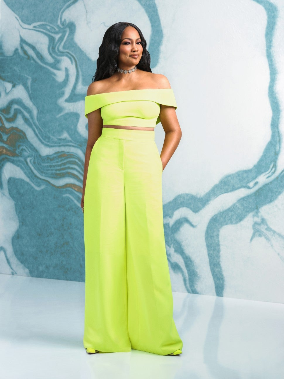 Garcelle Beauvais of Bravo's 'The Real Housewives of Beverly Hills'