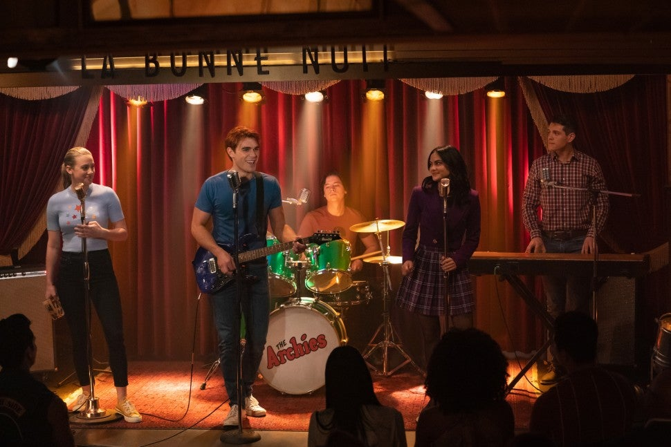 Riverdale The Archies
