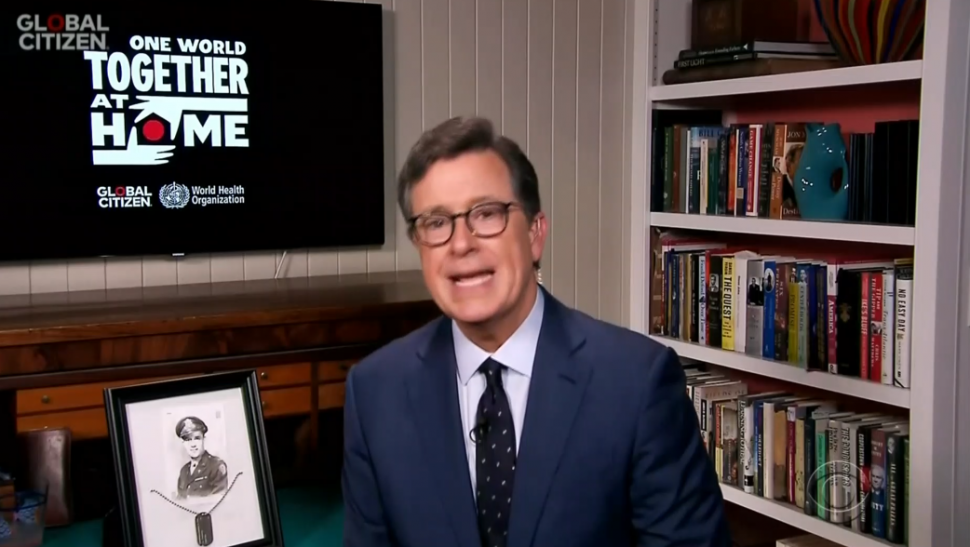 Stephen Colbert One World