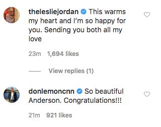 Leslie Jordan Don Lemon