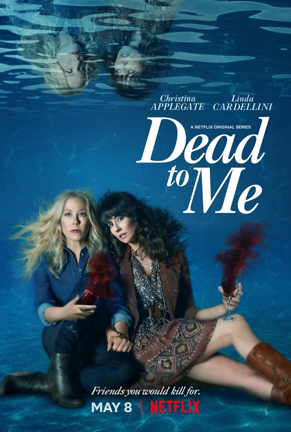 Dead to Me Season 2 Poster
