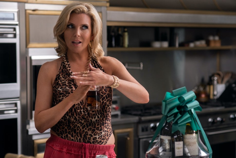 June Diane Raphael, The High Note