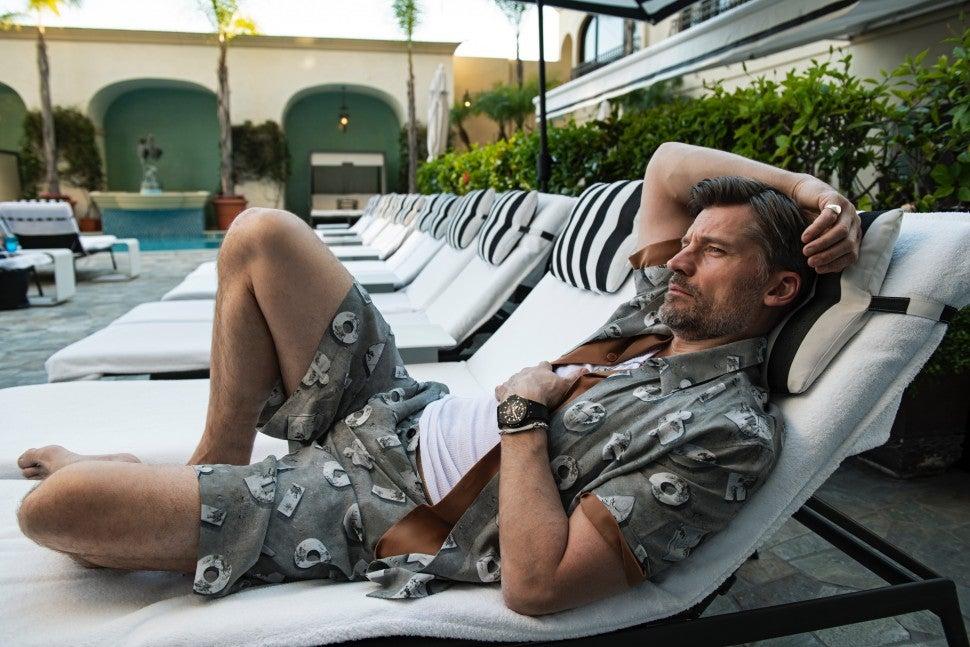 Nikolaj Coster-Waldau Haute Living 1