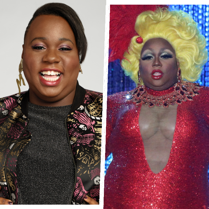 RuPaul's Secret Celebrity Drag RAce, Alex Newell