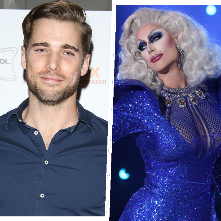 RuPaul's Celebrity Drag Race, Dustin Milligan