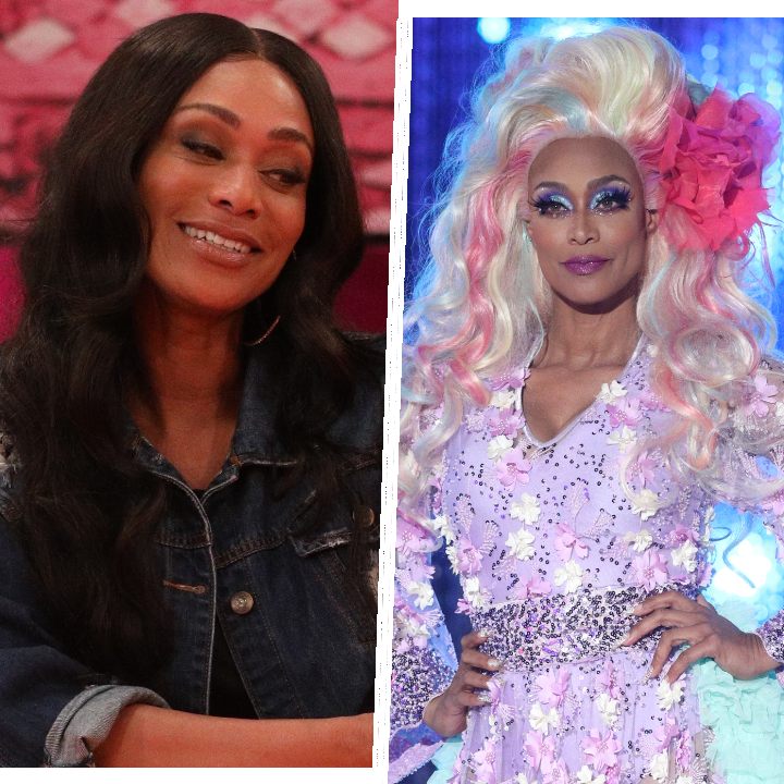 RuPaul's Secret Celebrity Drag Race, Tami Roman