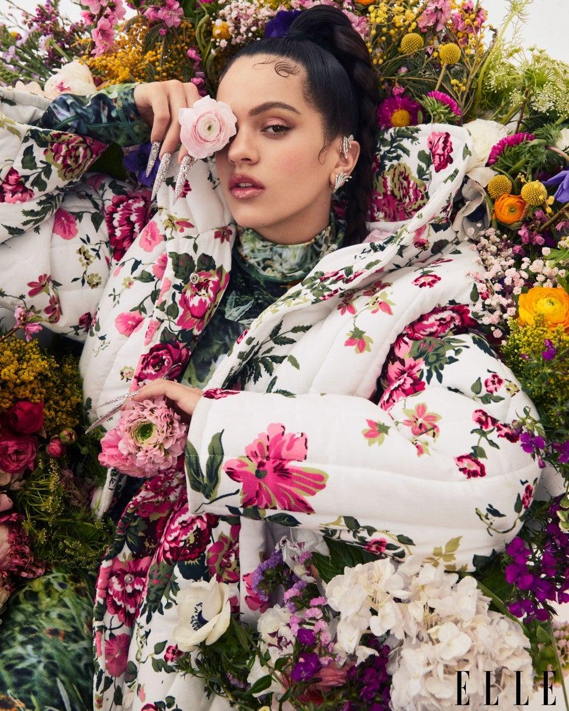 Rosalia Elle Magazine