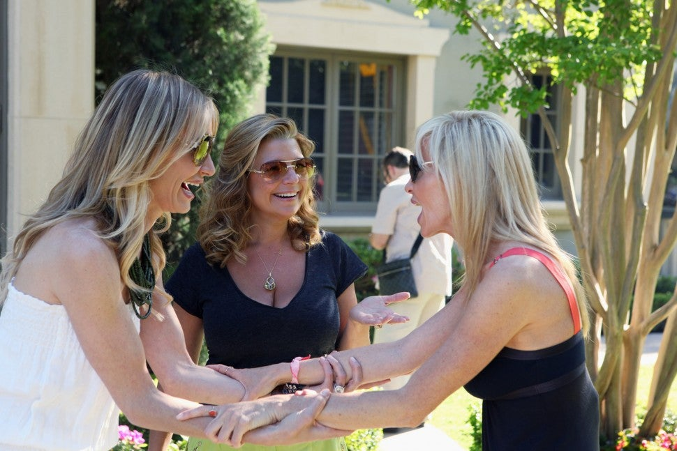 Dana Wilkey on 'The Real Housewives of Beverly Hills.'