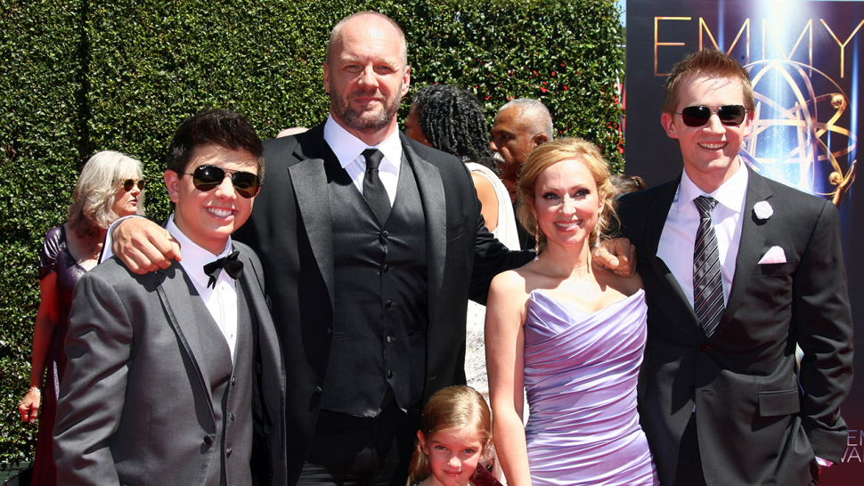 Good Luck Charlie Cast at the 2014 Emmys