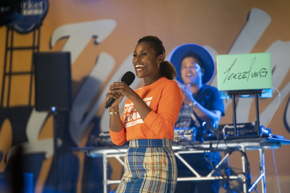 Insecure': Issa Rae on How the Big Block Party Blow-Up Sets Up the Rest of Season  4 (Exclusive) | Entertainment Tonight