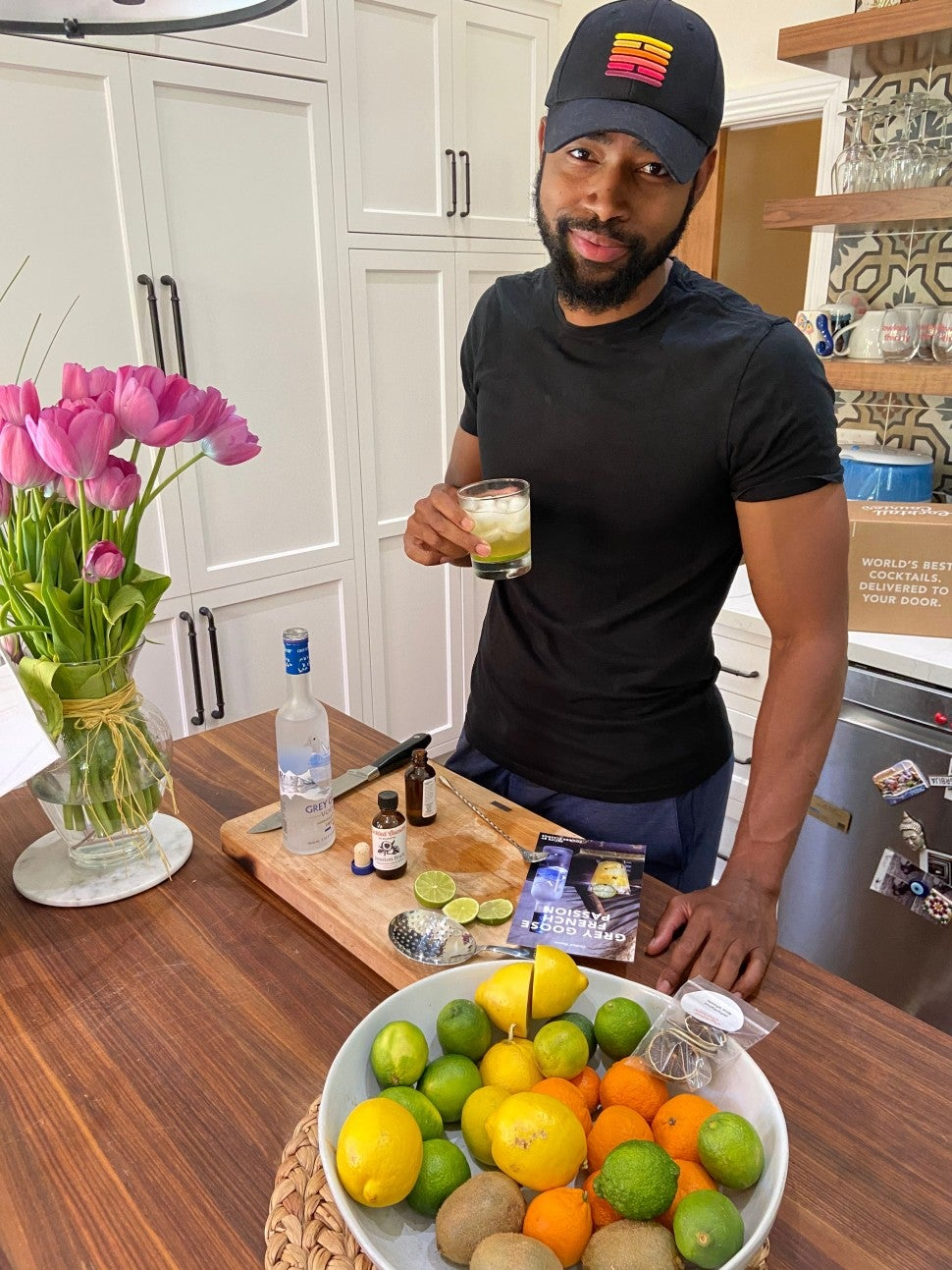 jay ellis cocktails