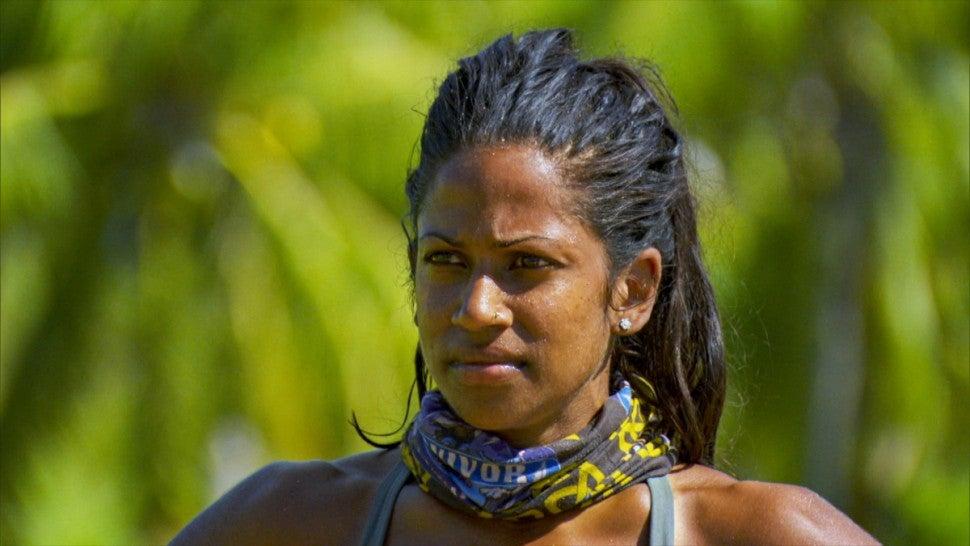 Survivor 40 Natalie