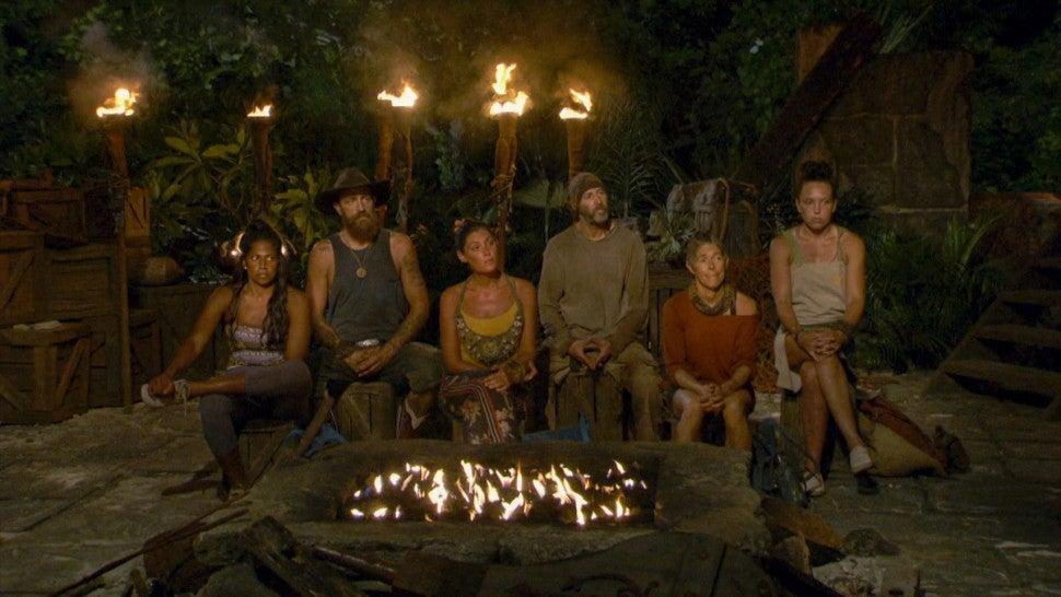 Survivor 40 Group