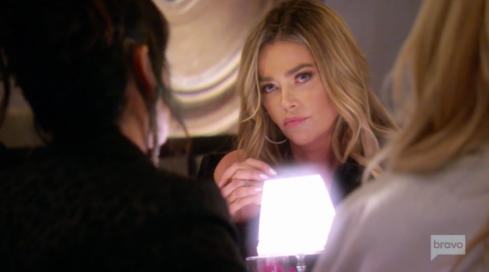 Denise Richards on 'The Real Housewives of Beverly Hills.'