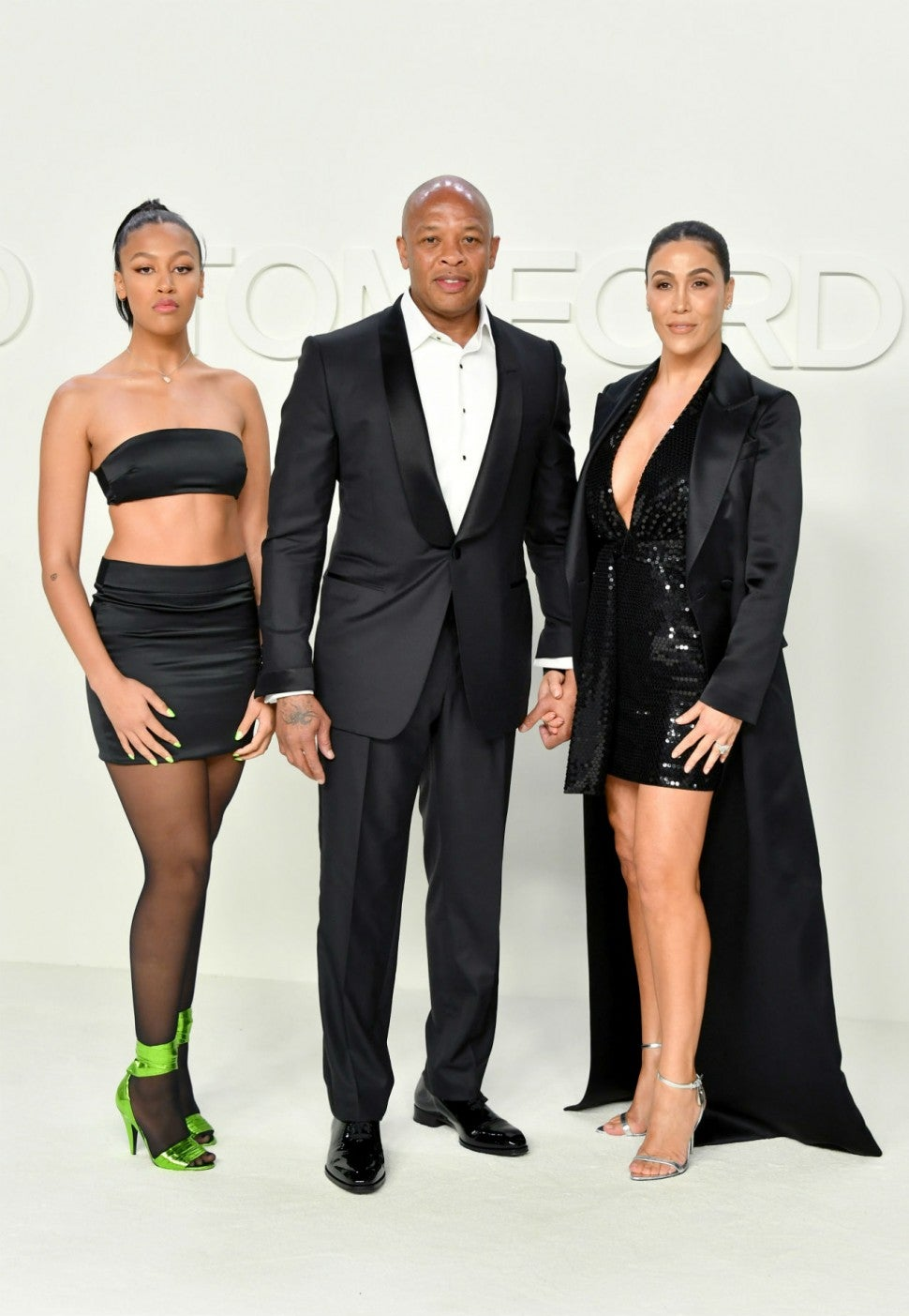 Truly, Dr. Dre, Nicole Young