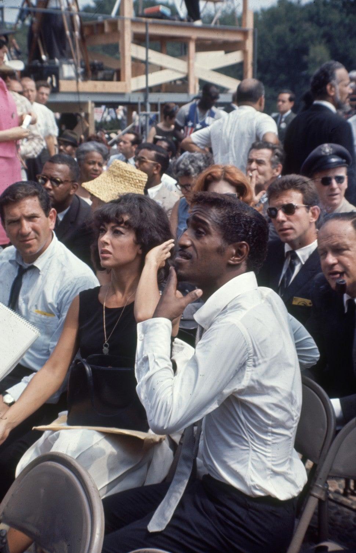 Rita Moreno 1963 MLK Speech