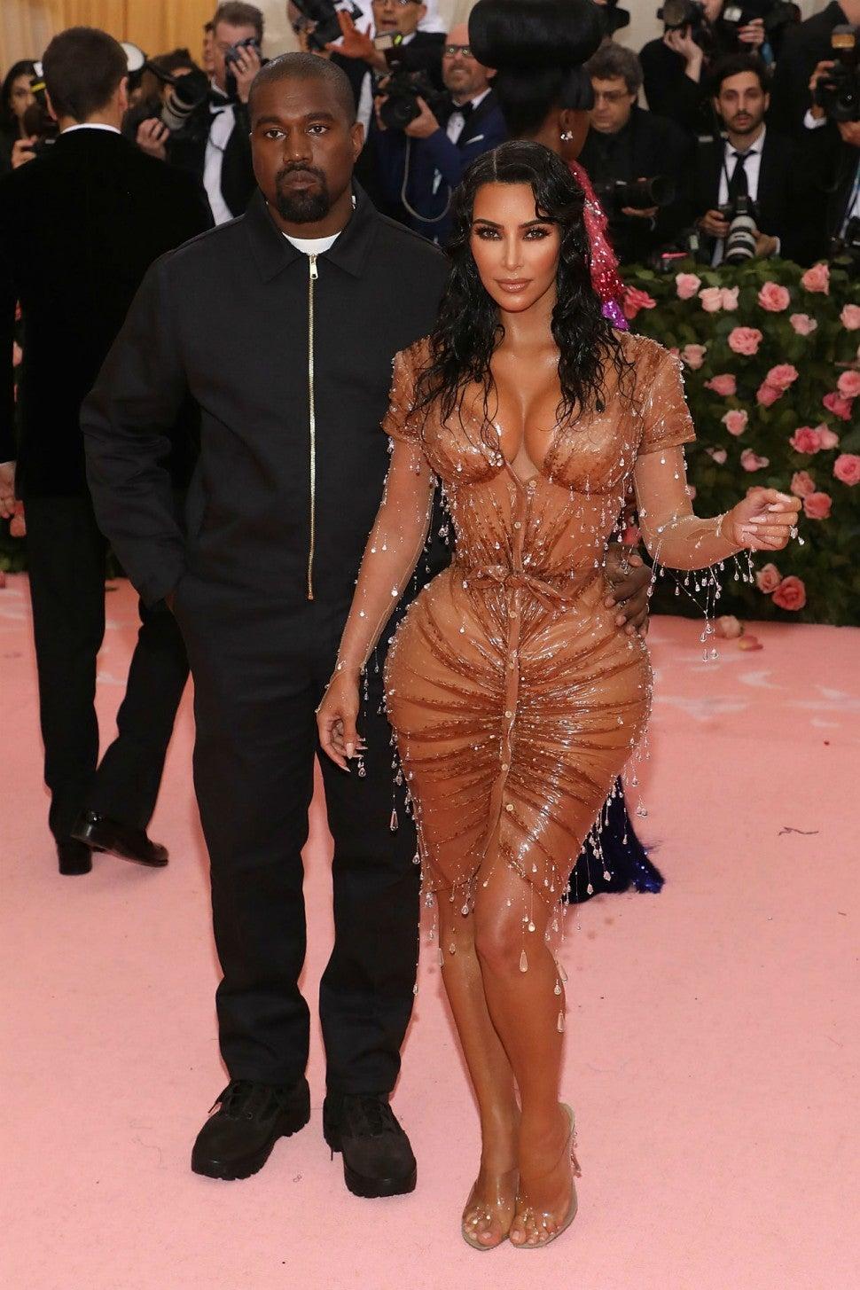 Kim Kardashian Shares Adorable Family Photos From Psalm