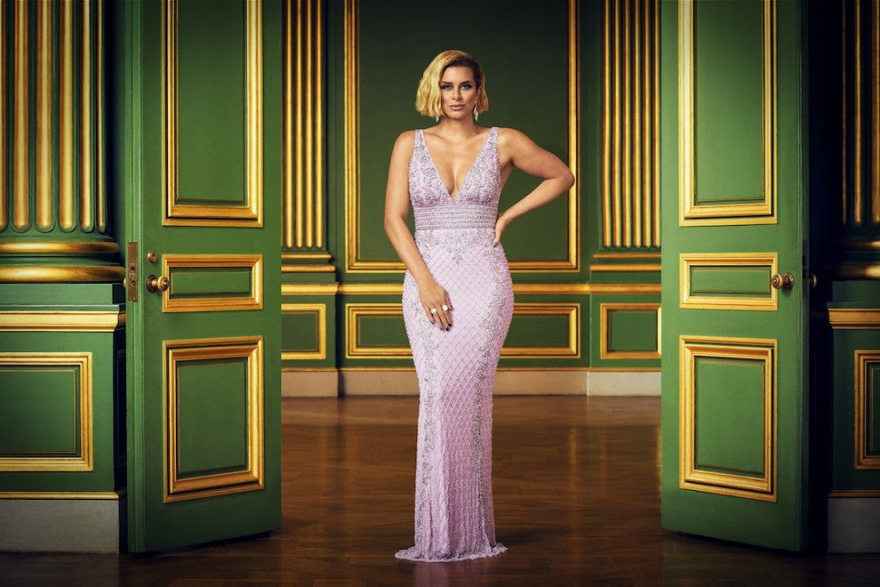 Robyn Dixon of Bravo's 'The Real Housewives of Potomac.'