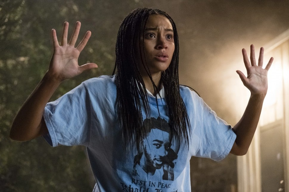 the hate u give amandla stenberg