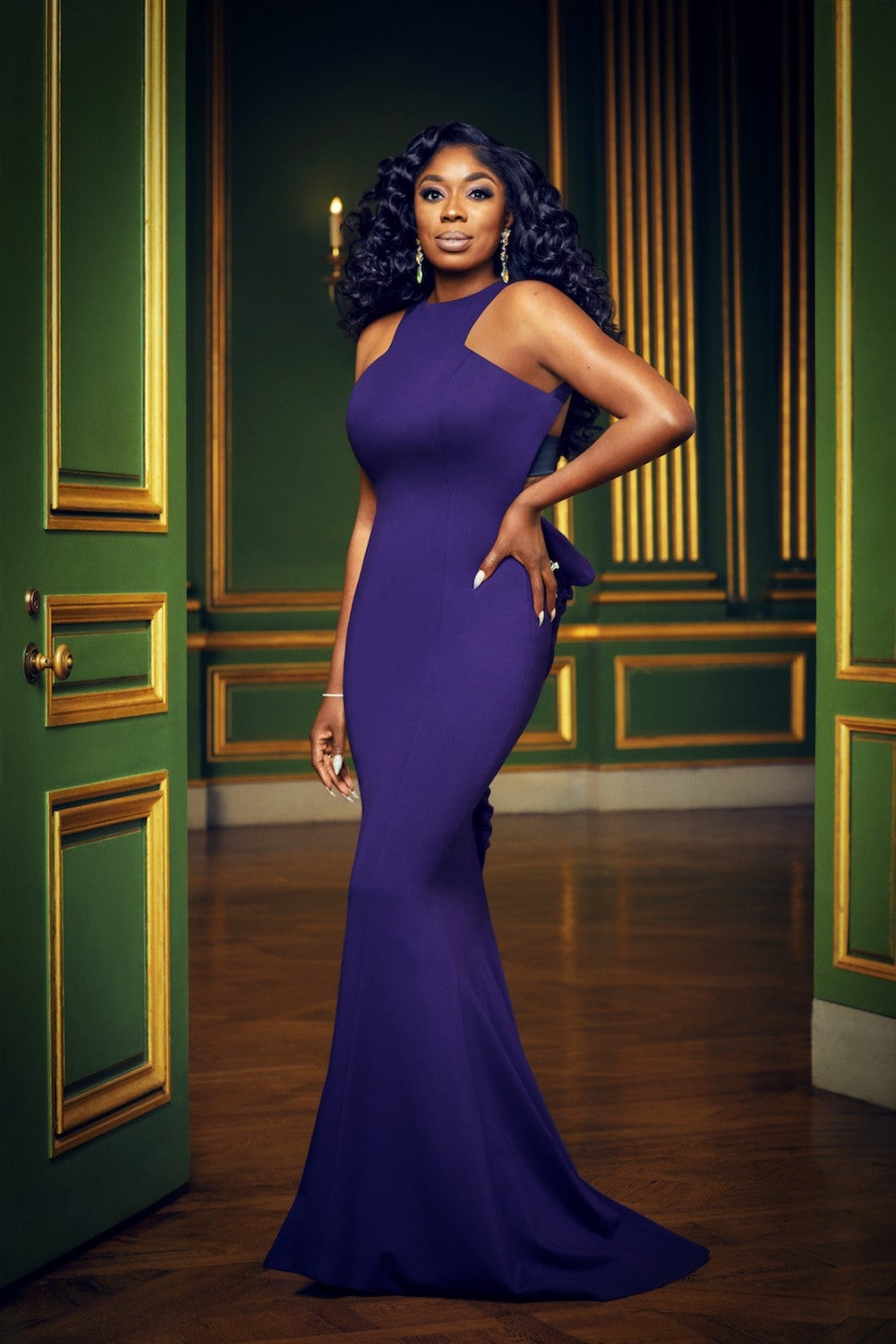 Wendy Osefo of Bravo's 'The Real Housewives of Potomac.'