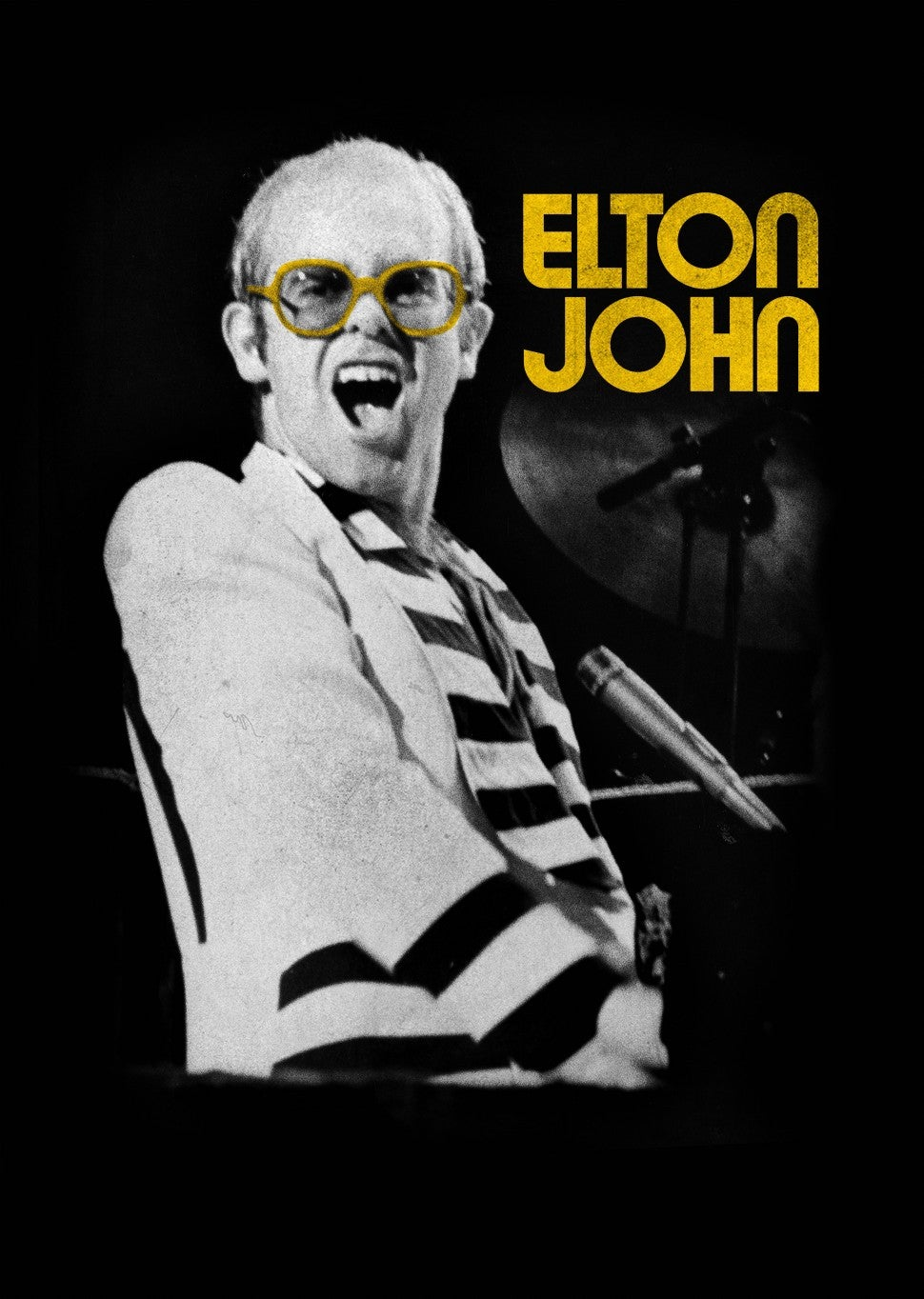 Elton John fans can now stream his songs and performances.
