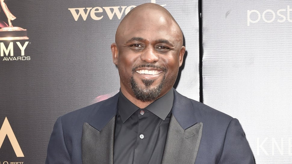 Wayne Brady attends the 46th annual Daytime Emmy Awards at Pasadena Civic Center on May 05, 2019 in Pasadena, California.