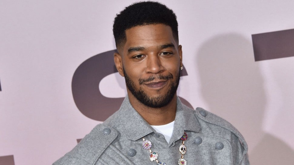 "US rapper Kid Cudi arrives for the Los Angeles season three premiere of the HBO series ""Westworld"" at the TCL Chinese theatre in Hollywood on March 5, 2020."