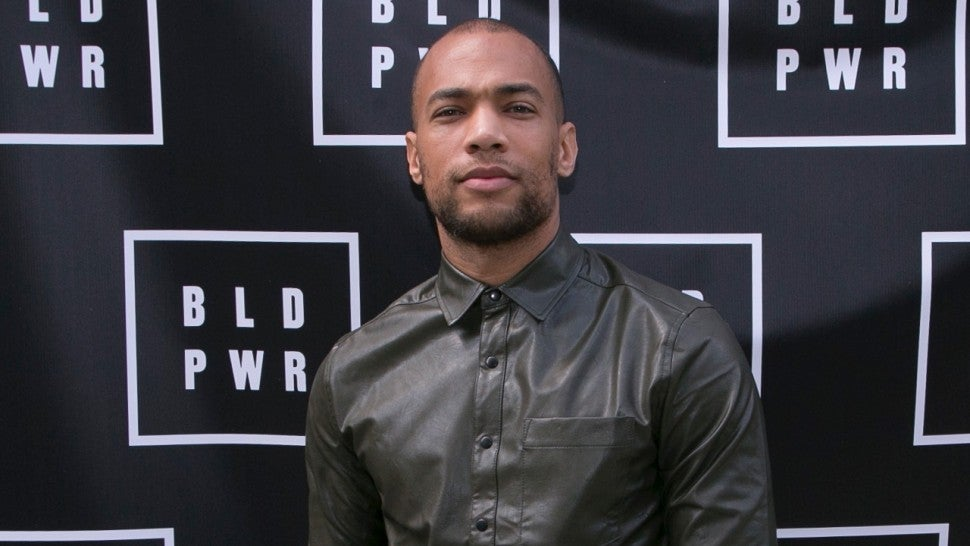 Kendrick Sampson attends Kendrick Sampson's BLD PWR Birthday Brunch on March 08, 2020 in West Hollywood, California.