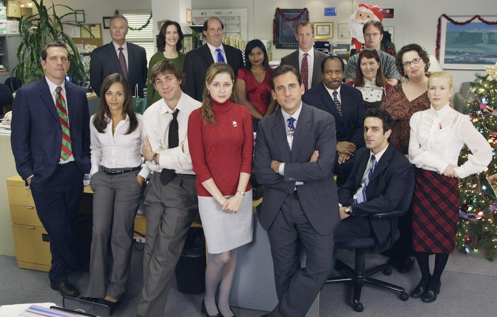 The Office cast pic