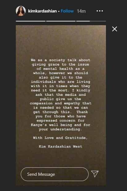 Kim Kardashian Speaks Out About Kanye West's Bipolar Disorder   Entertainment Tonight