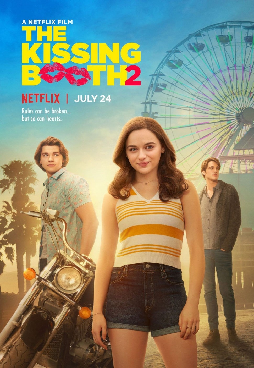 The Kissing Booth 2' Trailer: Joey King and Jacob Elordi Struggle ...