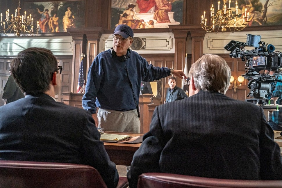 'The Trial of the Chicago 7': See the First Photos From