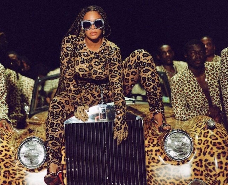 Beyonce fashion in 'Black Is King'