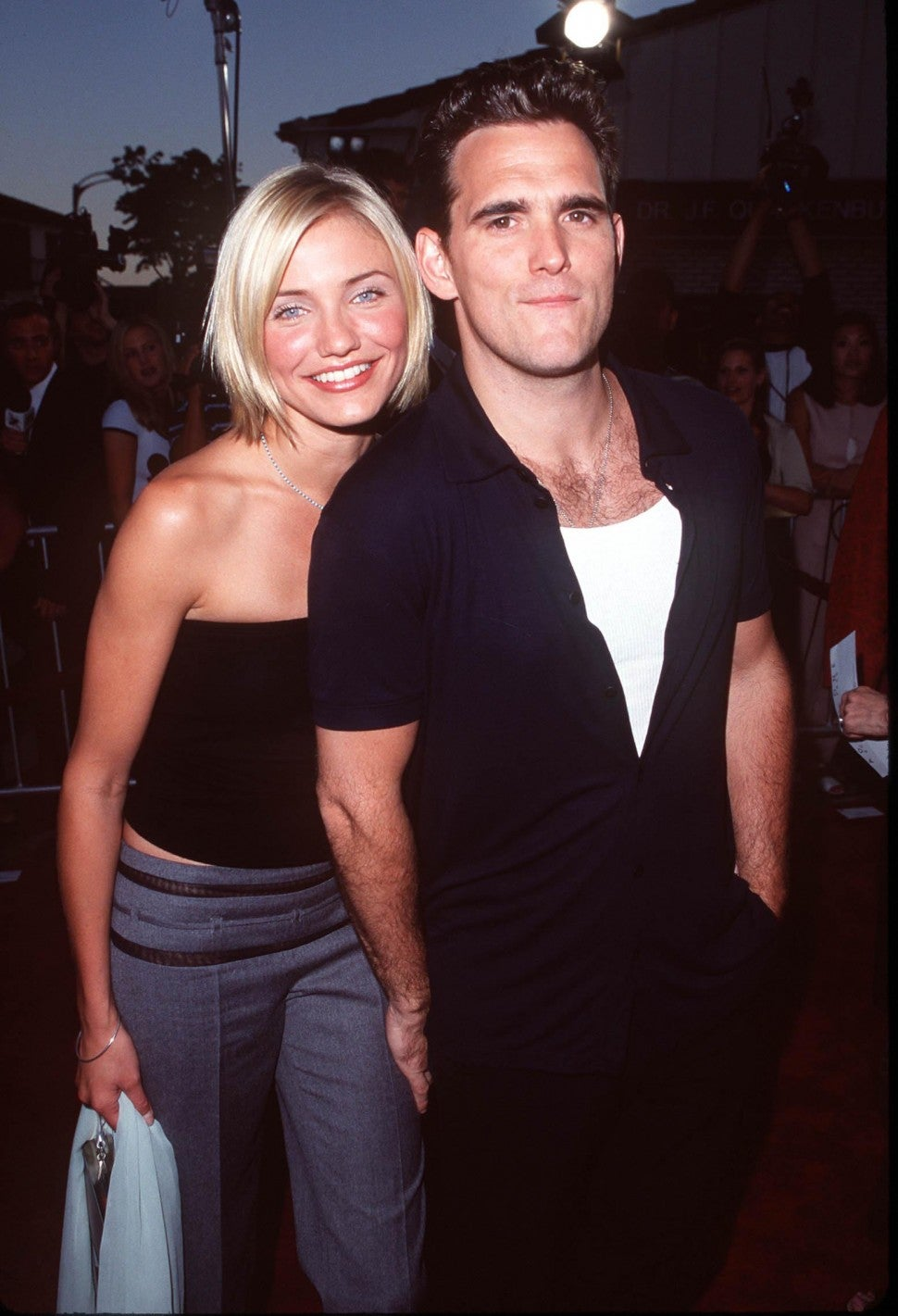 Whos dating cameron diaz who first developed the process of carbon dating
