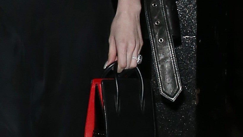 Liam Payne Sparks Engagement Rumors as Girlfriend Maya Henry Sports Diamond  Ring: Pic! | Entertainment Tonight