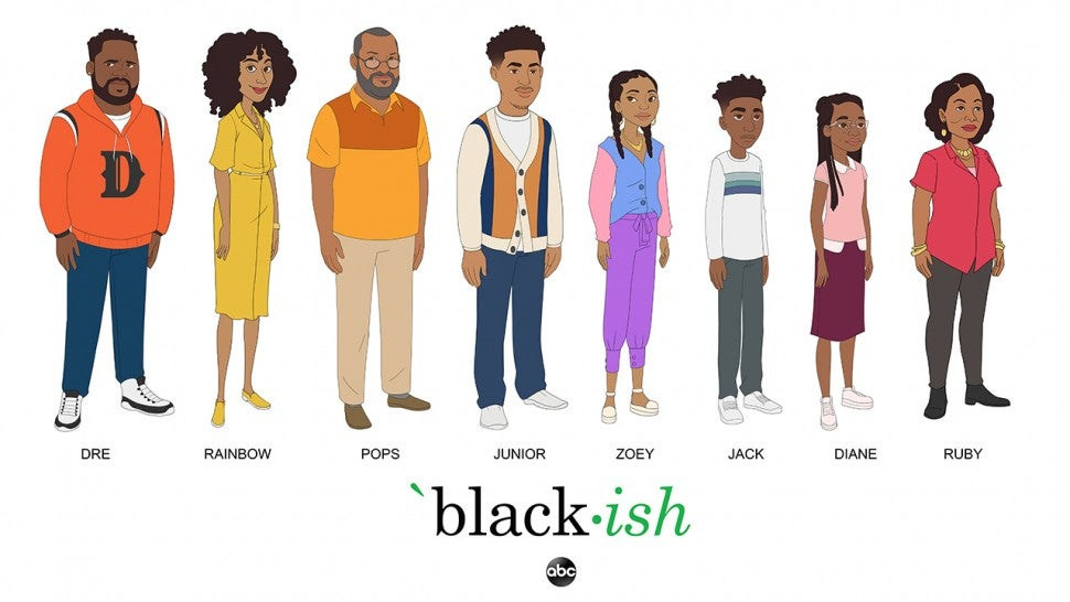 BLack-ish animated special