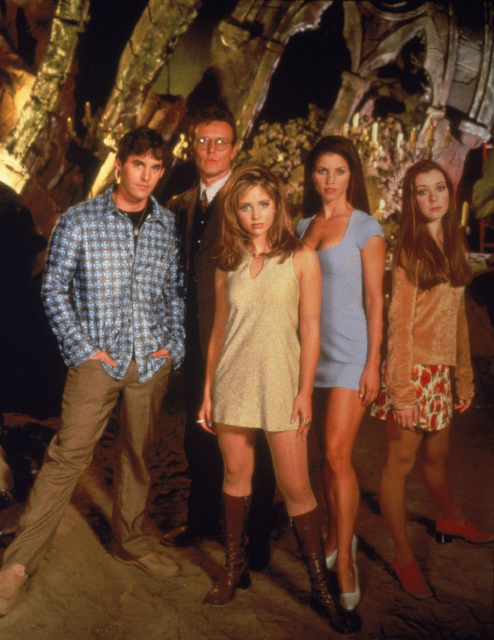 'Buffy' cast