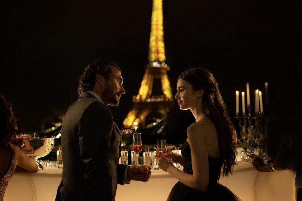 Fickurlaub in Paris