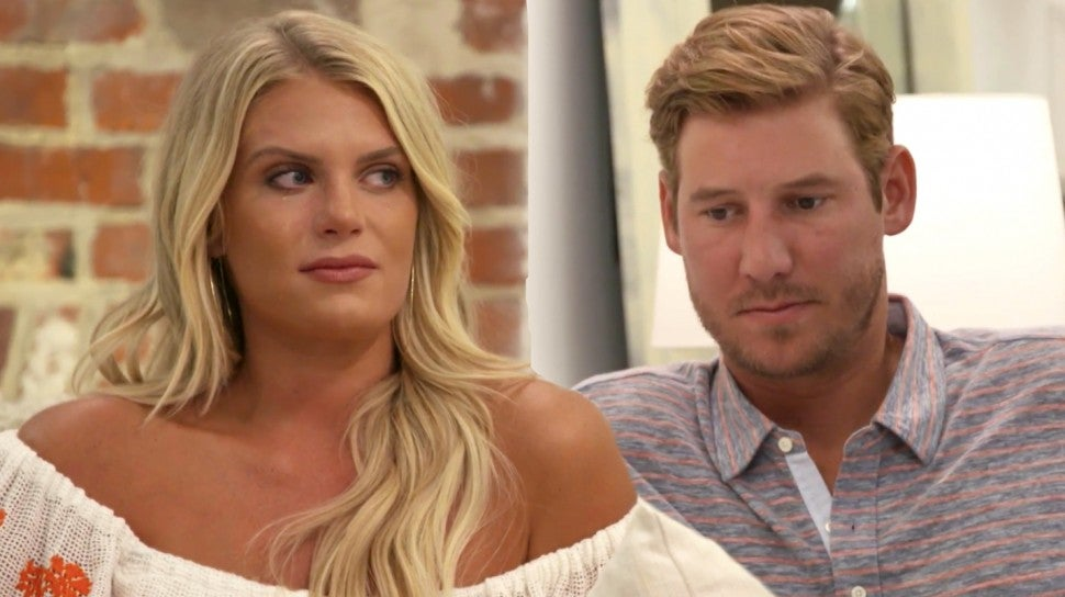 Madison LeCroy and Austen Kroll end their relationship on 'Southern Charm.'