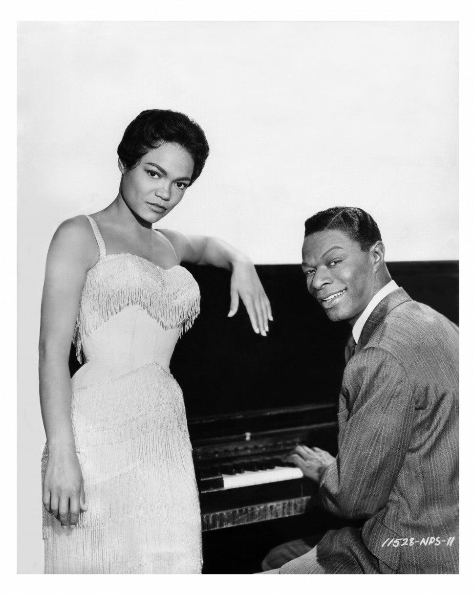 Nat King Cole, Eartha Kitt - St Louis Blues